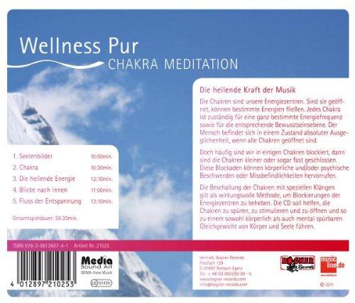 Chakra Meditation – Die heilende Kraft der Musik - 2