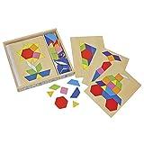 Small Foot Company 2412 - Mosaik Box aus Holz