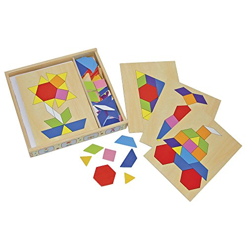 Small Foot Company 2412 - Mosaik Box aus Holz -