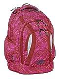 YZEA Schulrucksack Go Spicy Rot Pink + Adressanhänger Bowatex