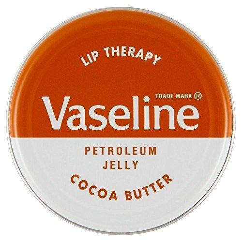 Vaseline La Terapia De Labios Vaselina Con Manteca De Cacao