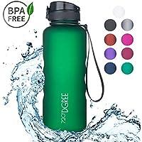 720°DGREE Botella de Agua uberBottle – 1,5 litros, 1500ml, Verde