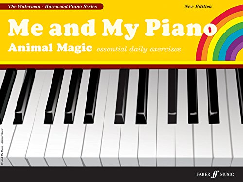 Me and My Piano Animal Magic