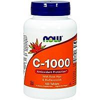 NOW NF Witamina C-1000 Dzika Róa 100 tablets preisvergleich bei billige-tabletten.eu