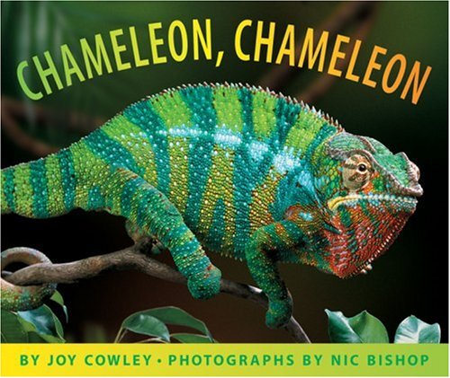 Chameleon, Chameleon (Bccb Blue Ribbon Nonfiction Book Award (Awards))