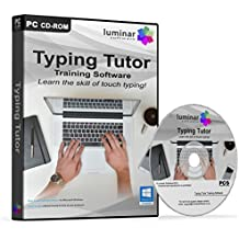 Typing Tutor - Learn to Type / Touch Type - Training Software (PC) - BOXED AS SHOWN