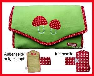 designer baby wickelunterlage wickelauflage wickeltasche. Black Bedroom Furniture Sets. Home Design Ideas