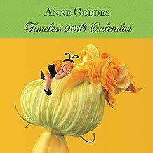 2018 Anne Geddes Timeless Wall Calendar