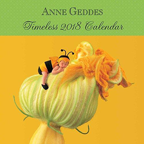 Anne Geddes Timeless 2018 Calendar