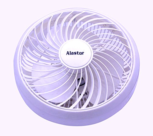 Alastor Magic Wall Fan with White Color