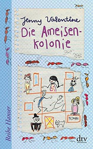 Die Ameisenkolonie: Roman (Reihe Hanser)