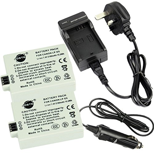 dster-2x-lp-e5-rechargeable-li-ion-battery-dc27u-travel-and-car-charger-adapter-for-canon-eos-450d-5