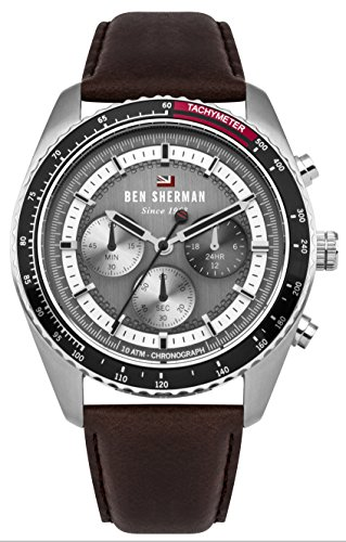Ben Sherman Mens Watch WBS108BT
