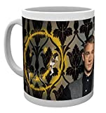 GB Eye Sherlock, Smiley, Tasse, Multi Farbe