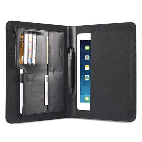 tyson-padfolio-portefeuille-cuir-veritable-professionnel-une-reprise-support-organiseur-de-documents