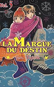 La marque du destin Edition simple Tome 5