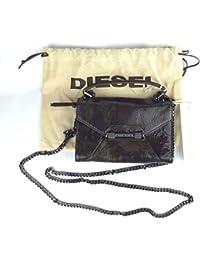 Diesel X03541 P0723 H2110 - Cartera para mujer  Mujer verde caqui