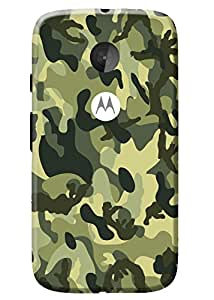 Moto E2 Cover ,Premium Quality Designer 3D Printed Lightweight Slim Matte Finish Hard Case Back Cover for Moto E2 2nd Generation by Tamah