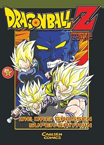 Dragon Ball Z Taschenbuch 08.