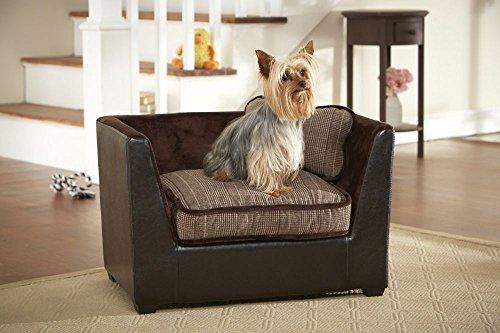 Artikelbild: Hundesofa 'Caesar', braun