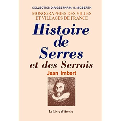 Histoire de Serres et des Serrois