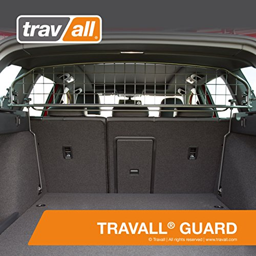 Travall® Guard Hundegitter TDG1472 - Maßgeschneidertes Trenngitter in Original Qualität