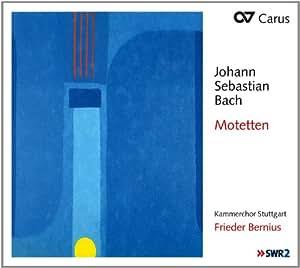 Johann Sebastian Bach: Motetten BWV 225-230