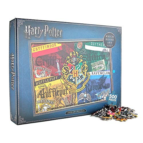 HARRY POTTER Puzzle 500 Piezas