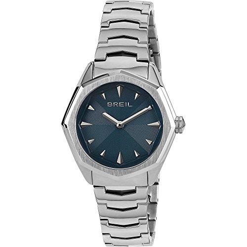 4d4f05046eda BREIL Reloj Eight Mujer Sólo el tiempo Azul - TW1701