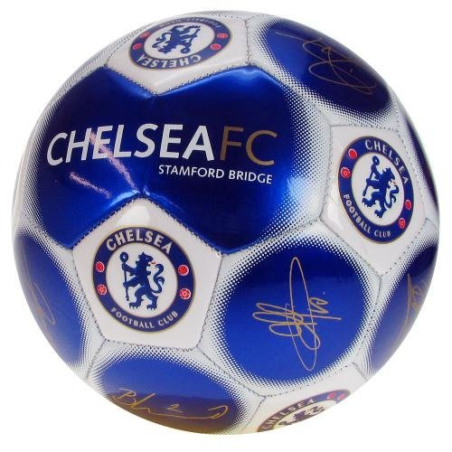 Chelsea F.C. CHELSEA F.C SIGNATURE SIZE 5 FOOTBALL 12/13