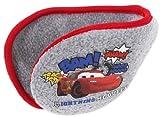 Orejeras flexibles de forro polar para niño, diseño de Cars, talla única gris gris Talla:talla única