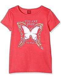 s.Oliver Mädchen T-Shirt 58.706.32.4893