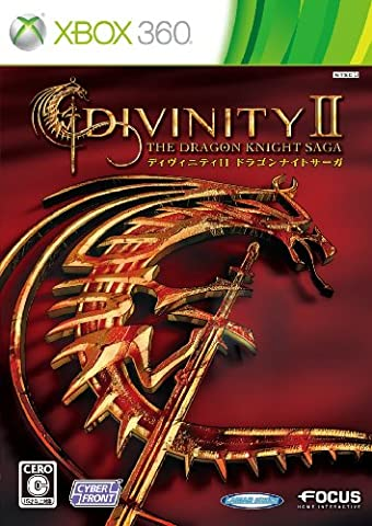 Divinity II: The Dragon Knight Saga[Import Japonais]