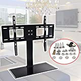 Heavy Duty Adjustable TV Wall Bracket with Base for 33-55 inch Plasma/LCD/LED Screen 37' 39' 40' 48' 55' TVs up to VESA 600mm(L) X 400mm(W) and 60kg (37-55' Flat)