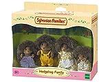 SYLVANIAN FAMILIES- Hedgehog Family Mini muñecas y Accesorios,, 20.1 x 15.0 x 5.6 (Epoch para Imaginar 4018)