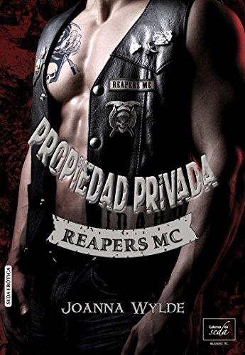 PROPIEDAD PRIVADA (Reapers MC - 1) eBook: Wylde, Joanna: Amazon.es ...