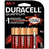 Duracell Quantum AA Alkaline Batteries With Duralock Power Preserve Technology 8 Ea (Pack Of 7)