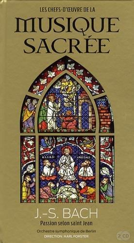 J. S. Bach : Passion selon Saint-Jean, tome 14, Orchestre symphonique de Berlin (CD inclus)