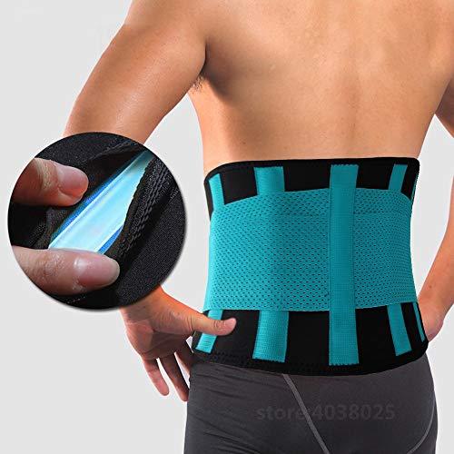Medizinische Rückengurt Taillengurt Wirbelsäule unterstützen Männer Frauen Riemen atmungsaktive Lendenwirbelstütze Korsett orthopädischen Gerät wieder Brace & unterstützt -
