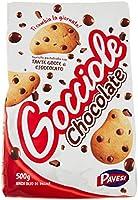 Pavesi Biscotti Frollini Gocciole Cioccolato, Biscotti da Colazione - 500 gr