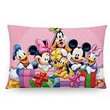 Best Amico Disney Anelli - Custom Disney Mickey Mouse Pillowcase standard size 20x Review
