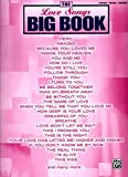 Best Alfred Love Songs Piano Musics - The Love Songs Big Book: Piano/Vocal/Chords Review