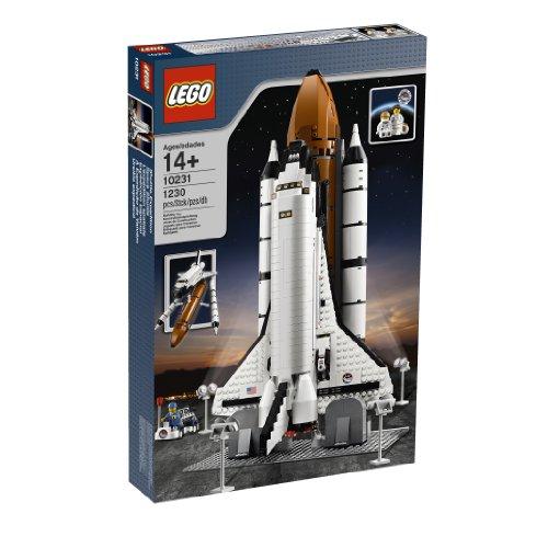 LEGO Creator–10231–Konstruktionsspielzeug–Space Shuttle