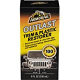 Armor All 17451 Outlast Trim and Plastic Restorer - 8 fl. oz. by Armor All