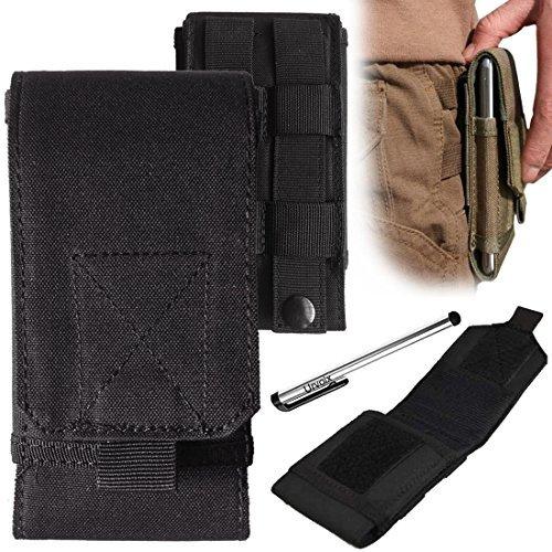 urvoixtm-porta-cellulare-colore-nero-e-mimetico-per-cintura-taglia-l