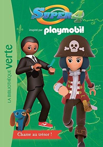Playmobil Super 4 10 - Chasse au trésor !