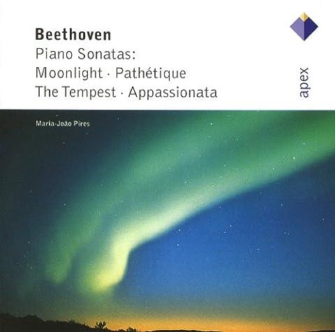 Beethoven : Piano Sonatas Nos 8, 14, 17 & 23