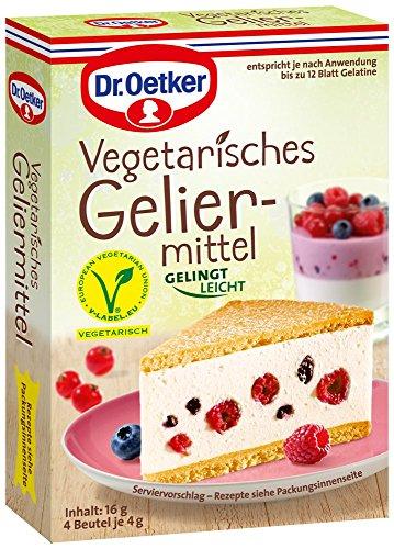 Dr. Oetker Vegetarisches Geliermittel, 16 g