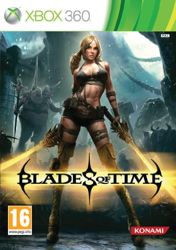 BLADES OF TIME X-360 - Blades Time Of