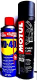 #4: Motul C2 Chain Lube for bikes (400 ml) +WD40 Multi Use Product Spray (400 ml) (2)
